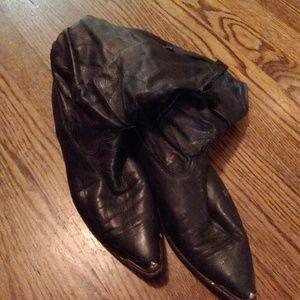 Dingo slouch boots
